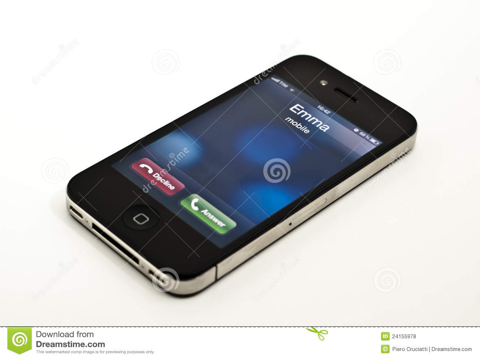 Phone Ringing In Car