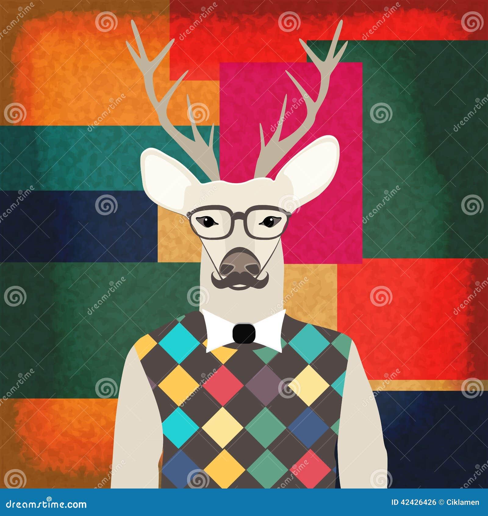 Inconformista de los ciervos