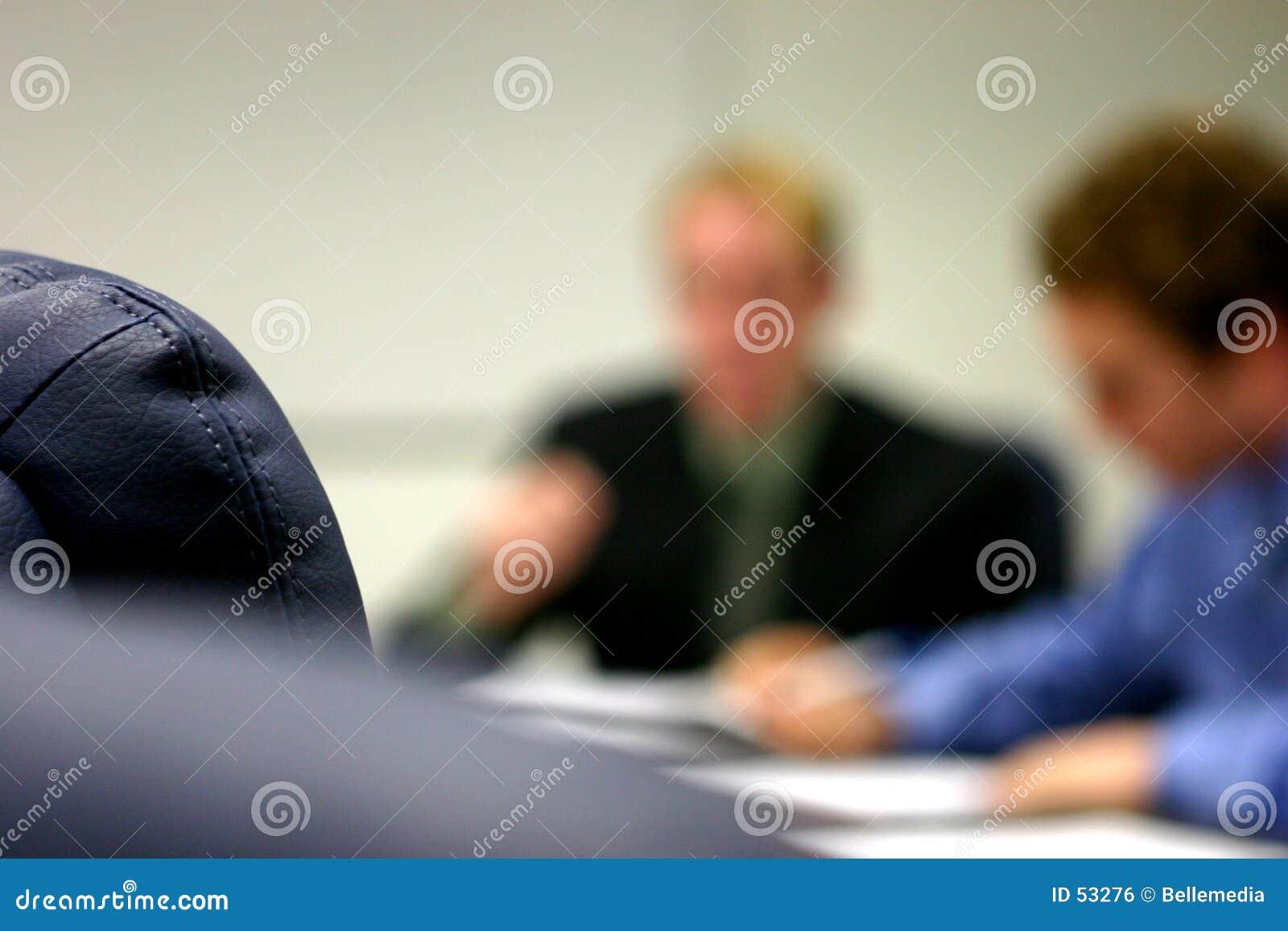 Incontrandosi nell ufficio