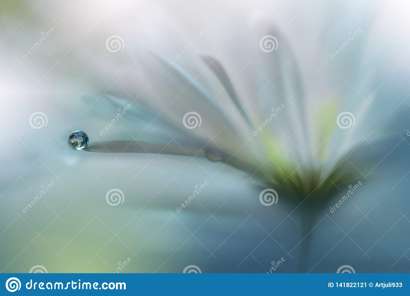 Beautiful Nature Background Abstract Artistic Wallpaper Art