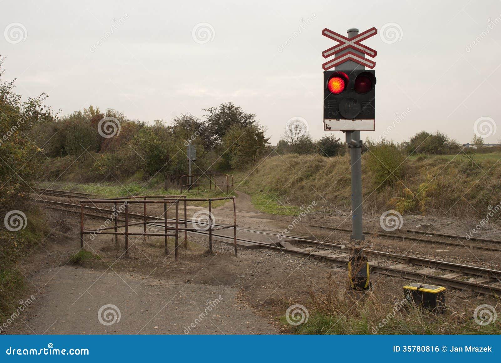Incrocio di ferrovia