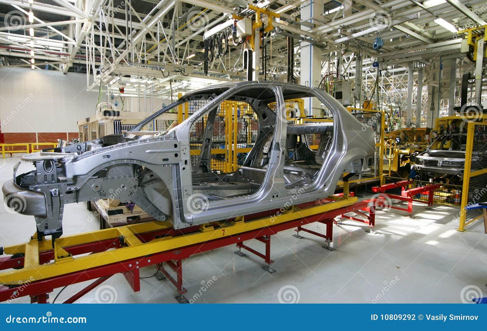 Indústria de carro