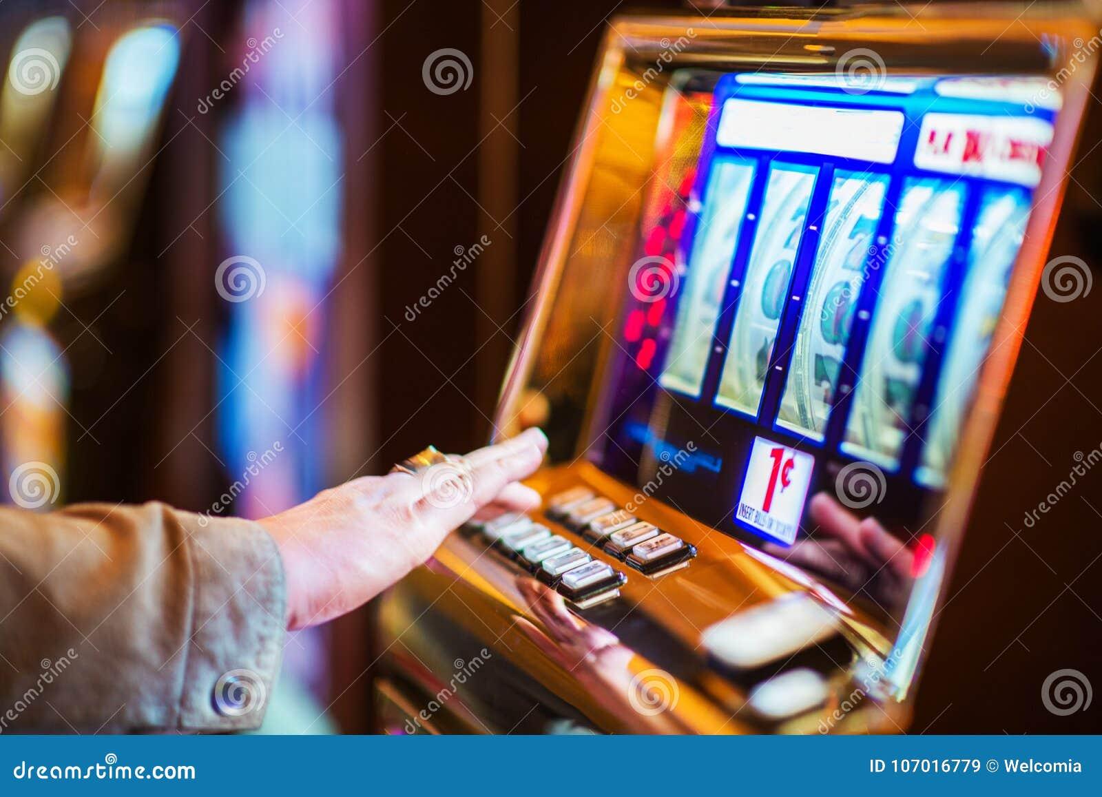 Indústria de jogo do casino