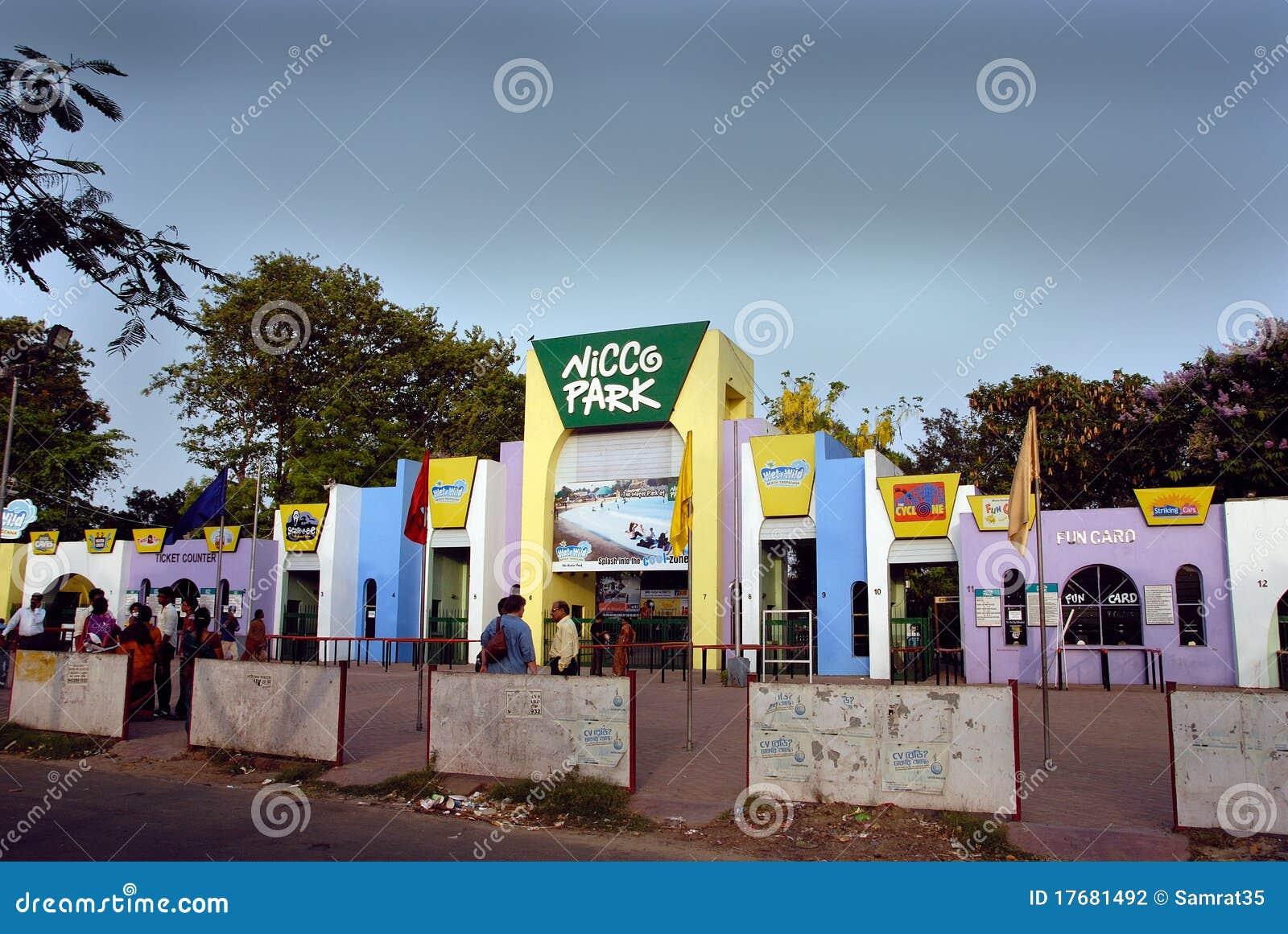 Ind kolkata nicco park