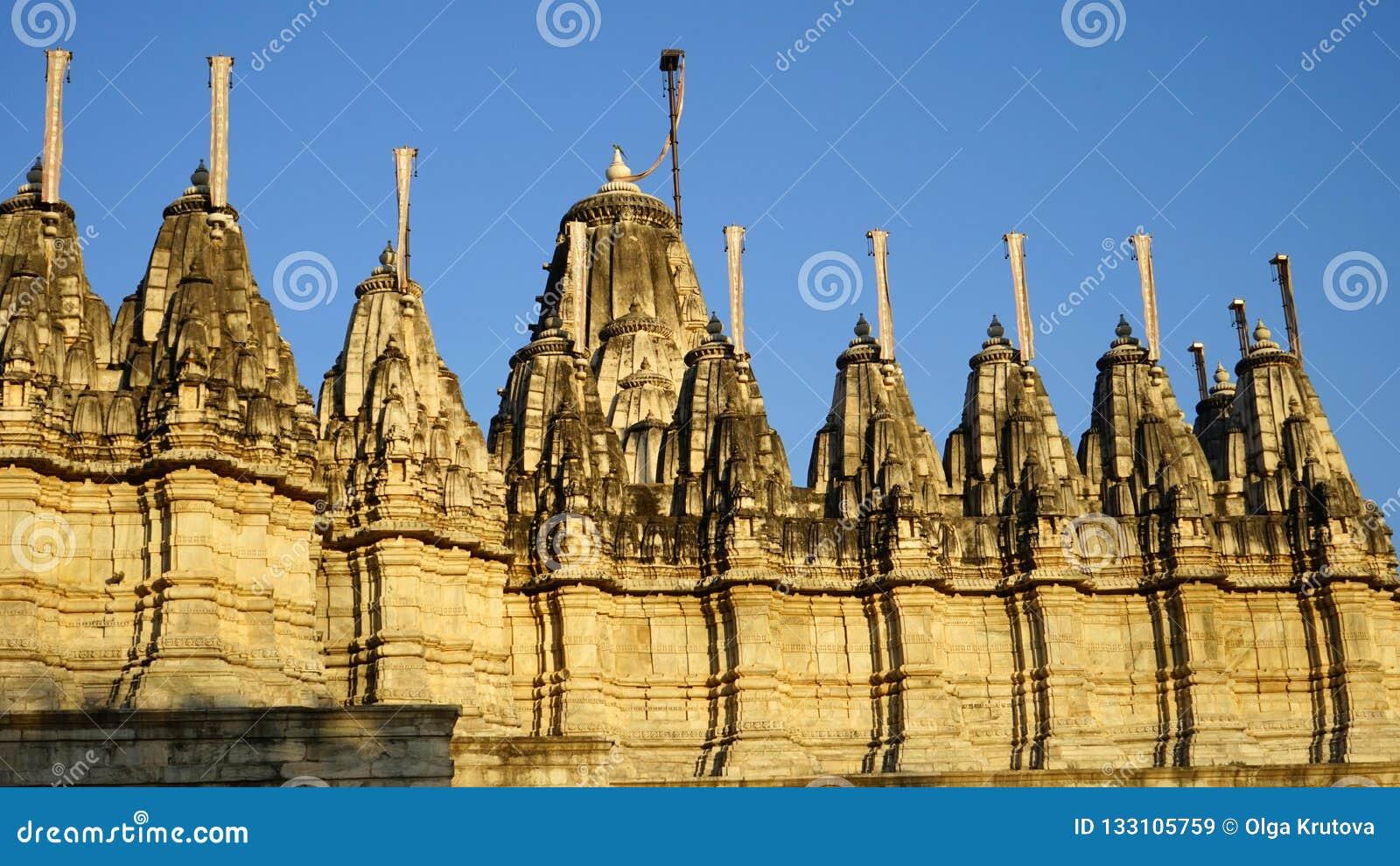 Ind ranakpur świątynia