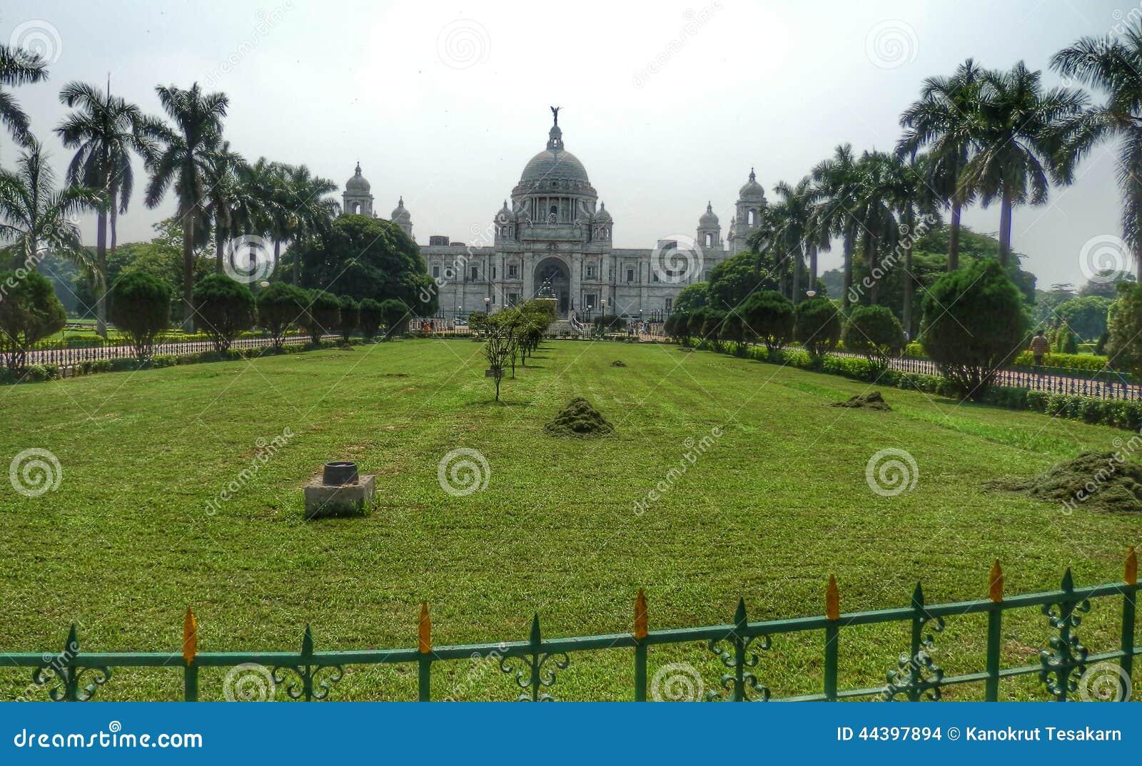 Inde commémorative de Victoria Calcutta