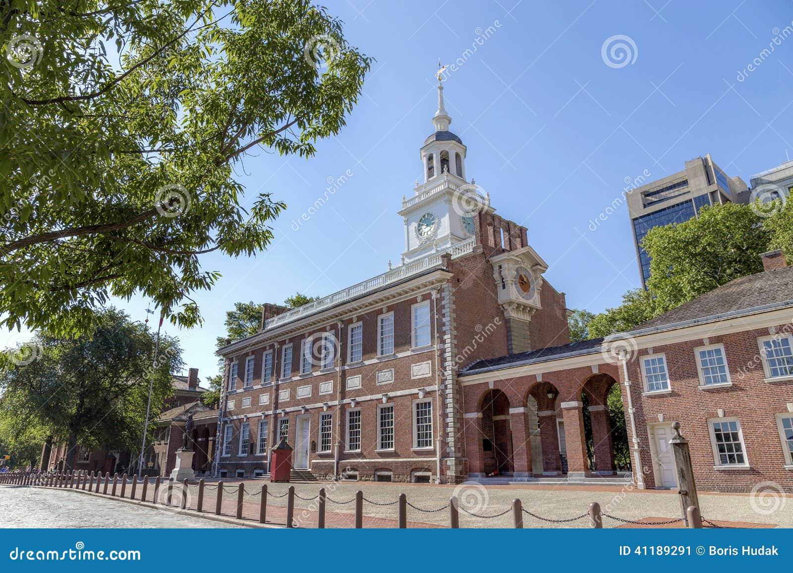 Independência Salão, Philadelphfia