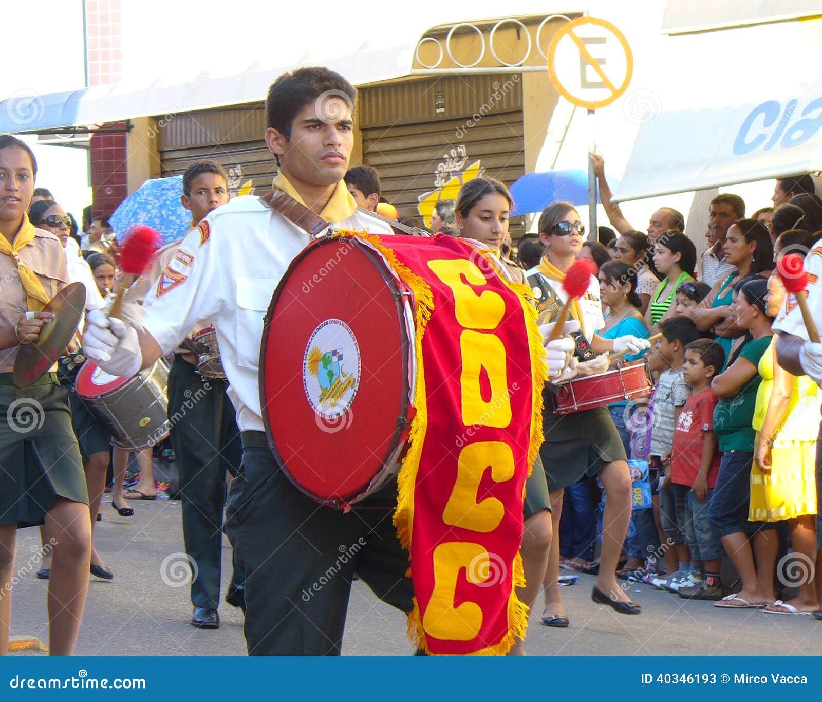 Independence parade
