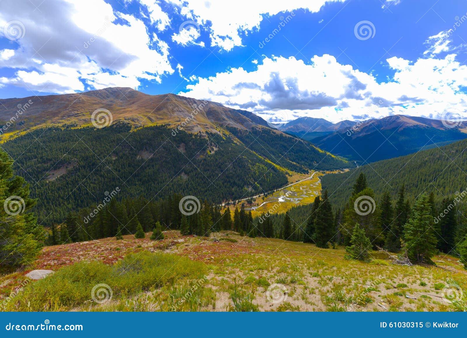 Independence Pass Colorado