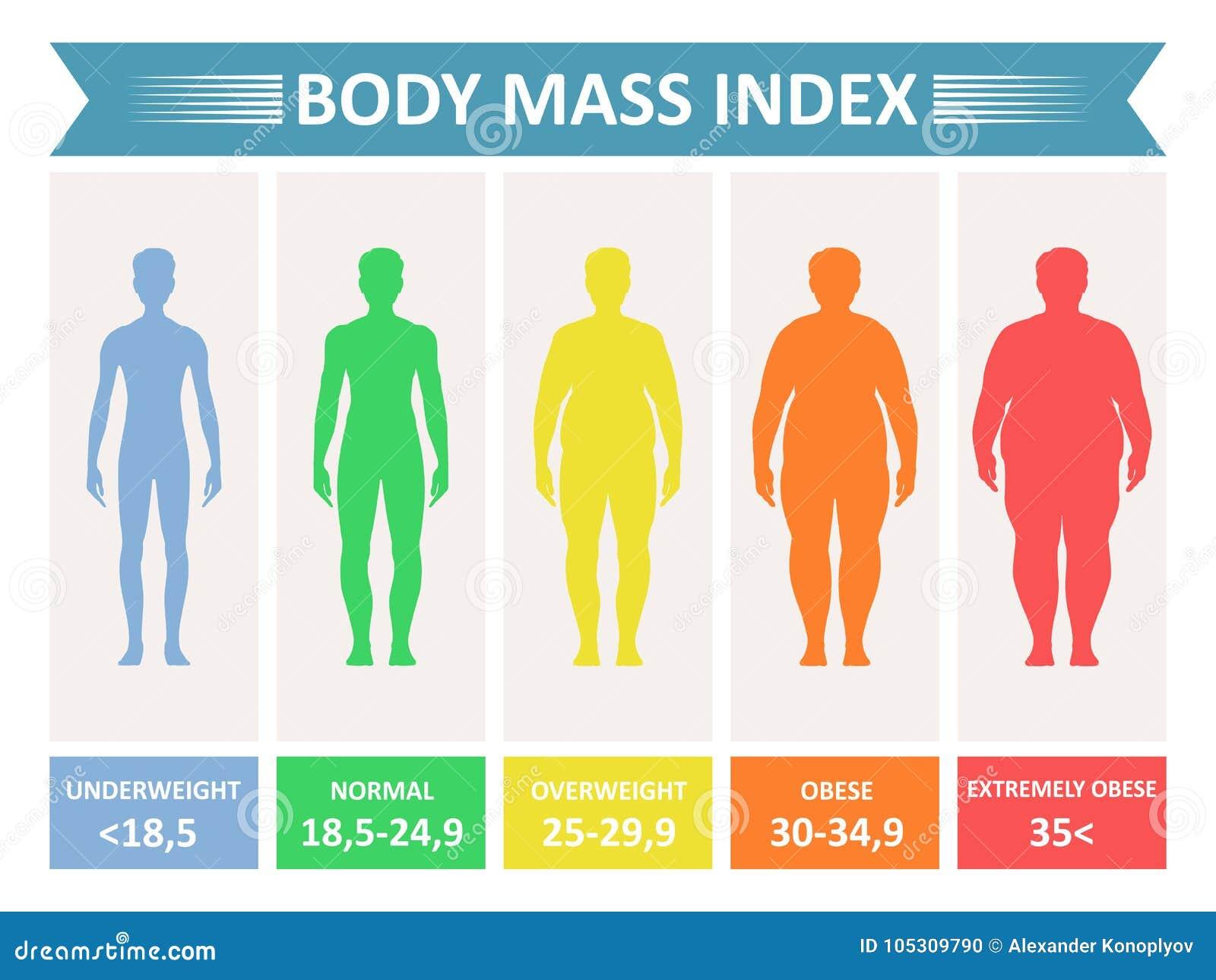 Index mass body