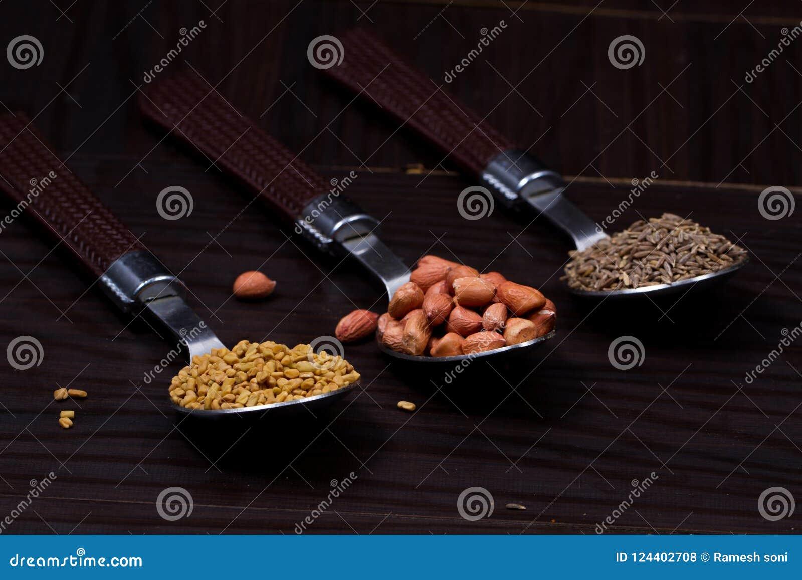 Indiański jedzenie proszek