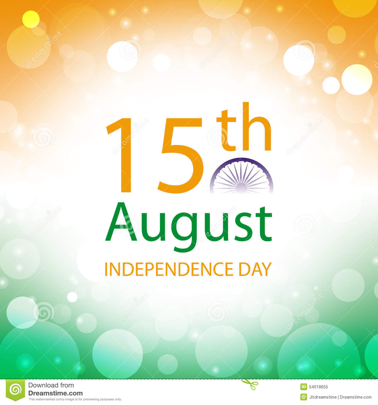 India independence day greeting card stock vector illustration of india independence day greeting card m4hsunfo