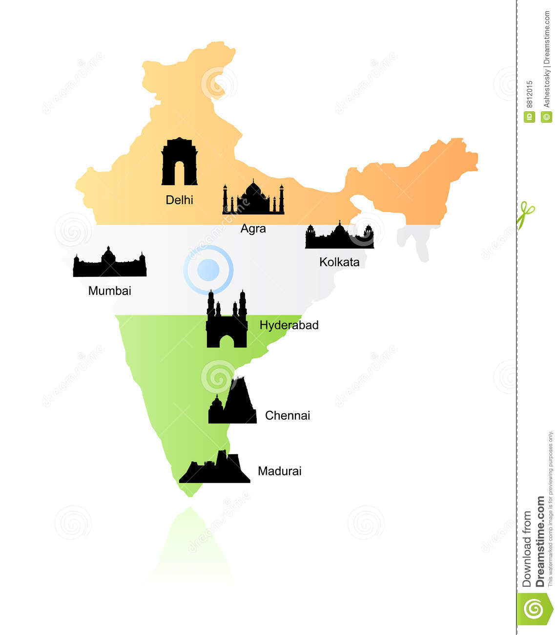 india map with cities and states pdf free download