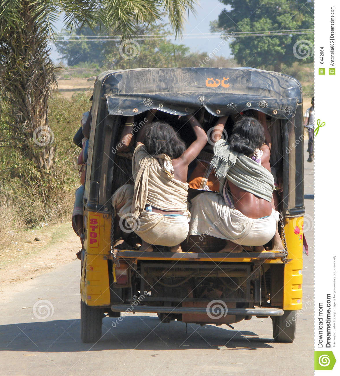 india orissa  local transport in tribal area editorial