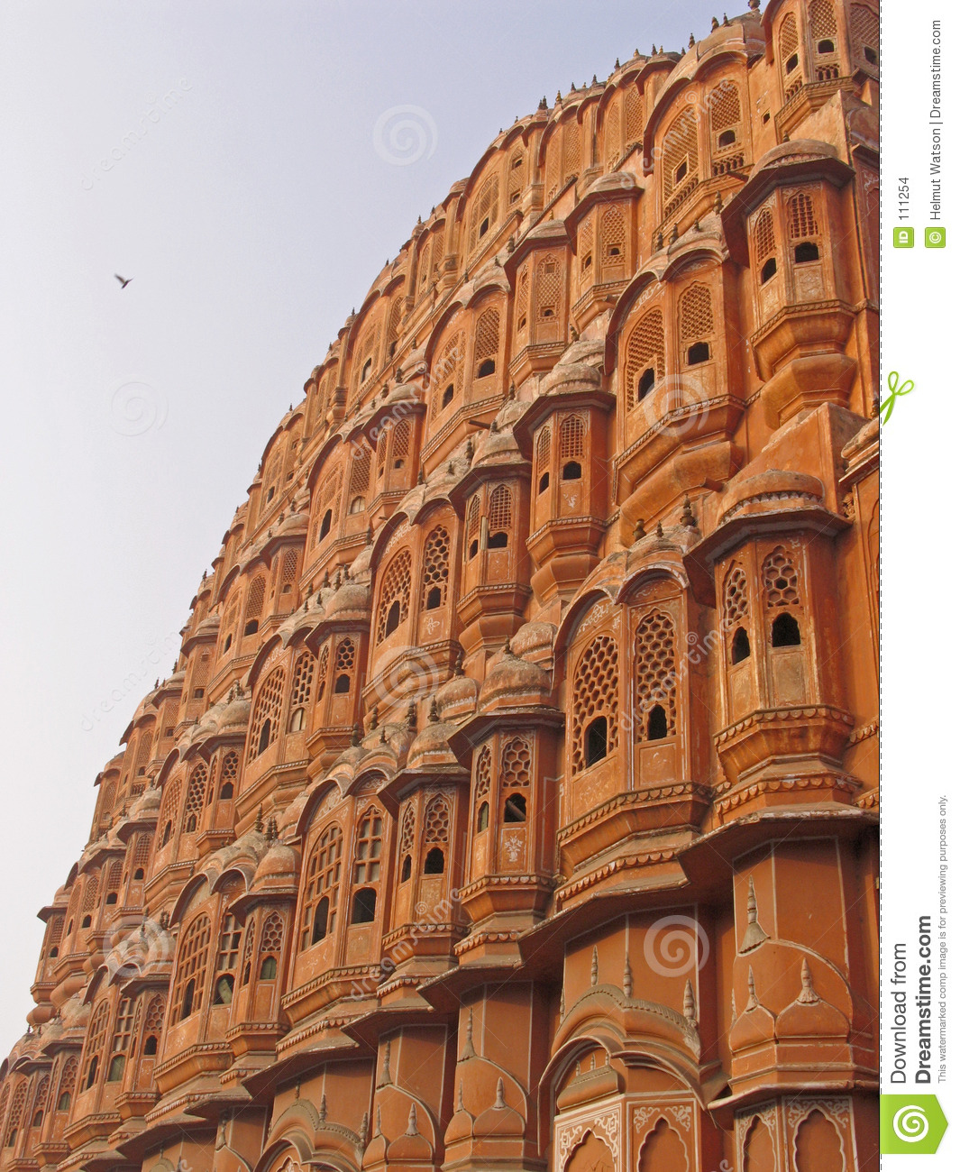 India - Palace of the winds