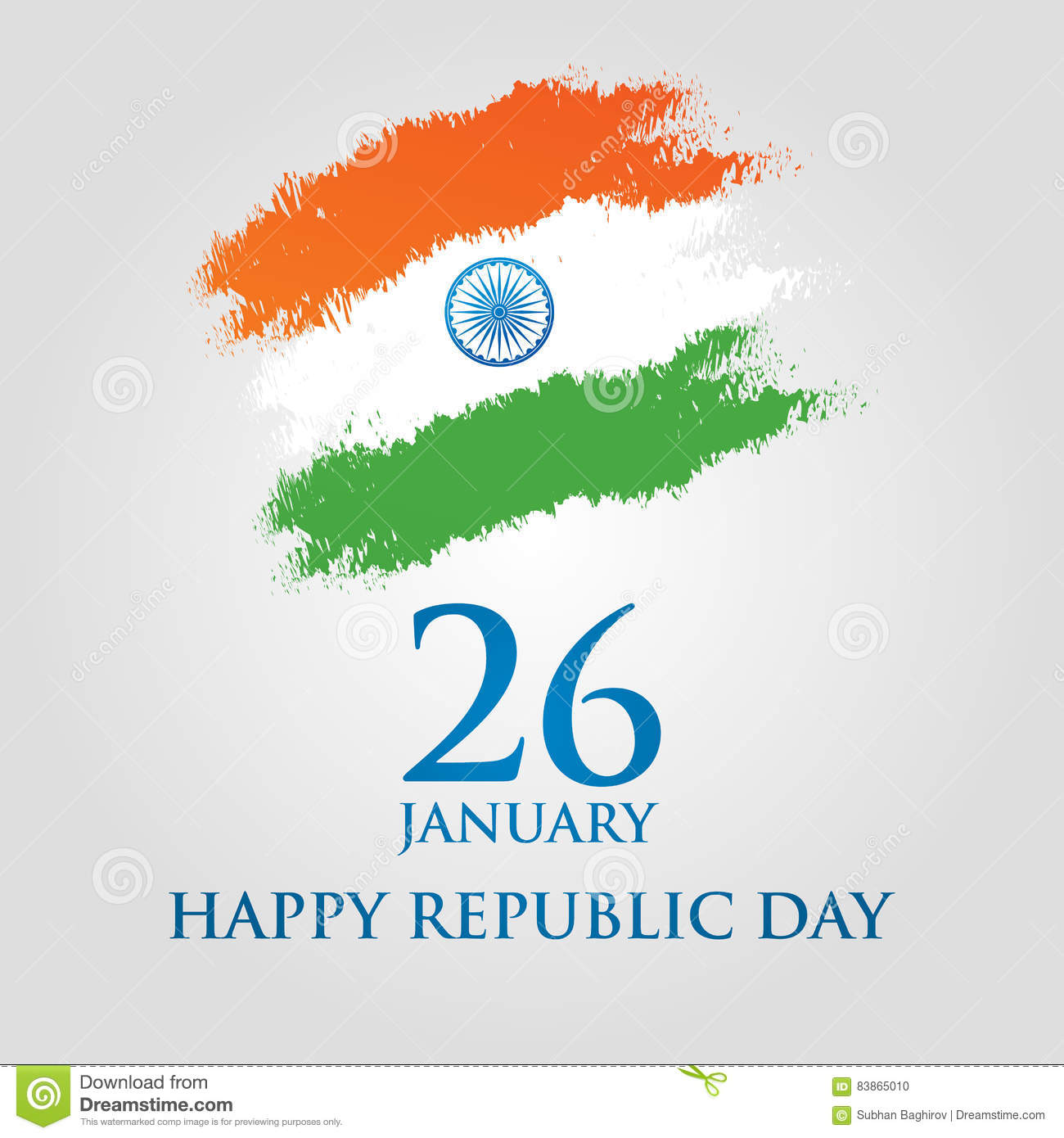 India republic day greeting card design vector illustration 26 download india republic day greeting card design vector illustration 26 january stock vector m4hsunfo