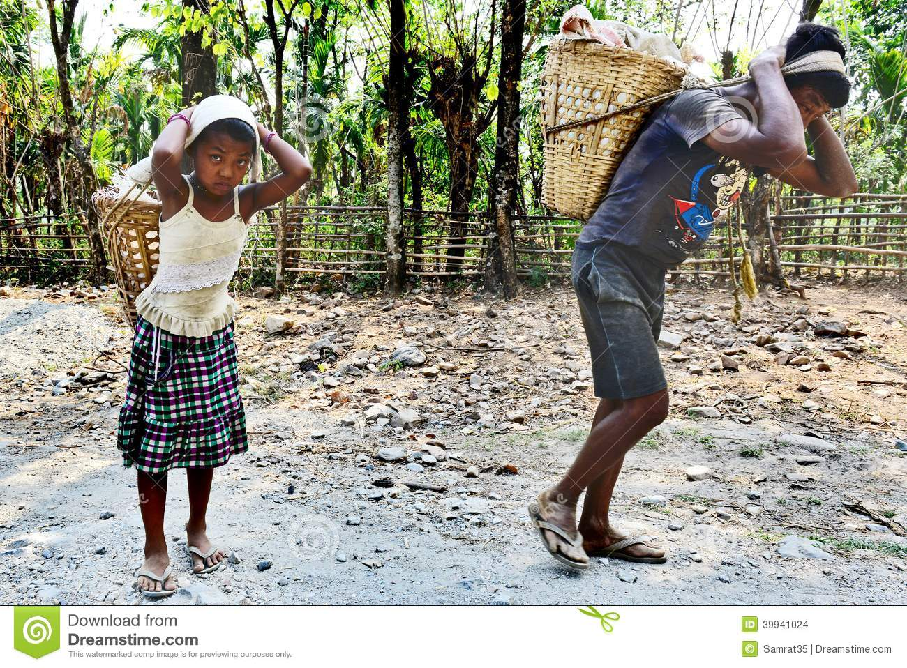 India's Most Primitive Tribes Editorial Stock Image - Image: 39941024