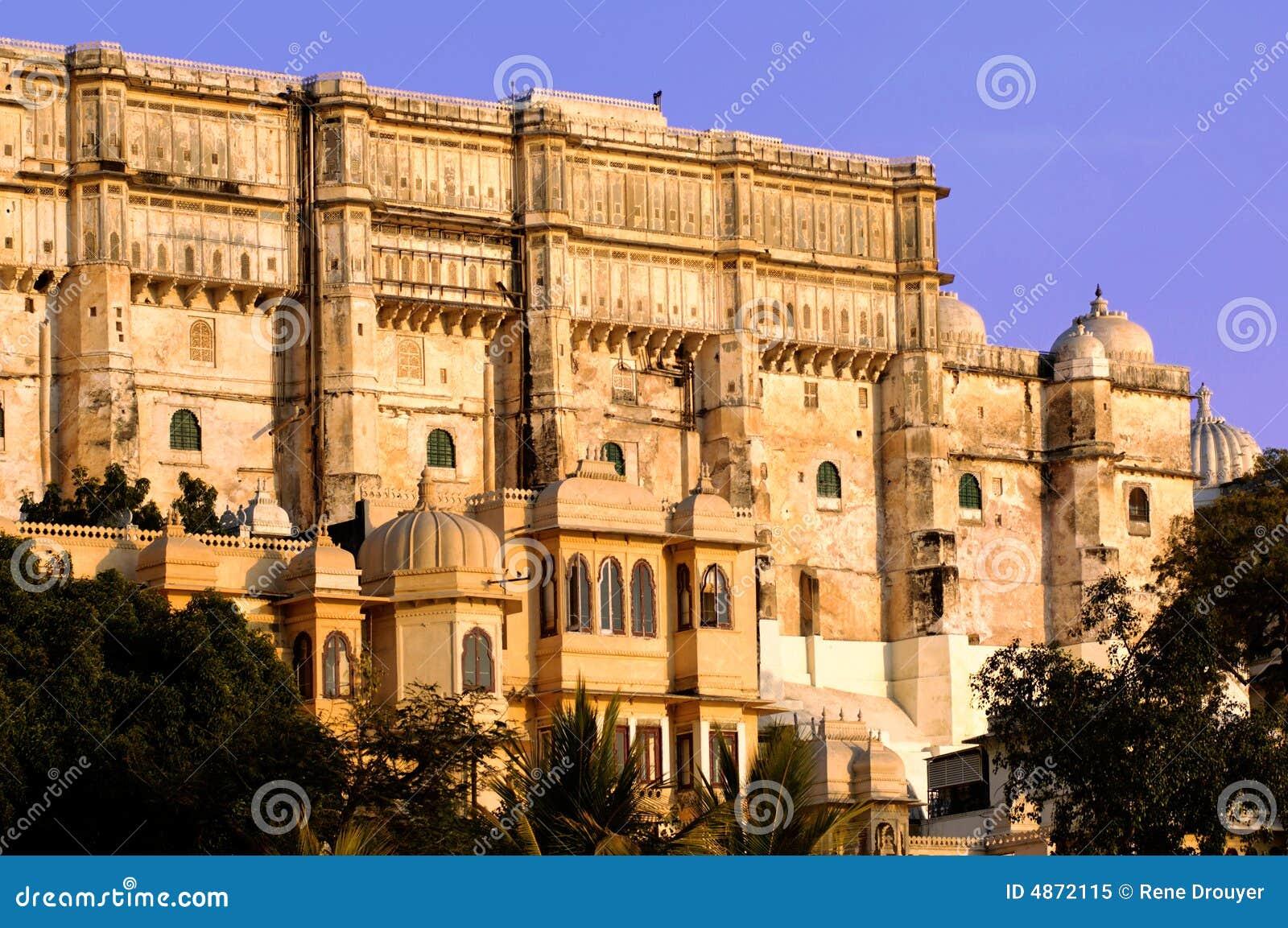 India Udaipur City Palace Royalty Free Stock Photo Image 4872115
