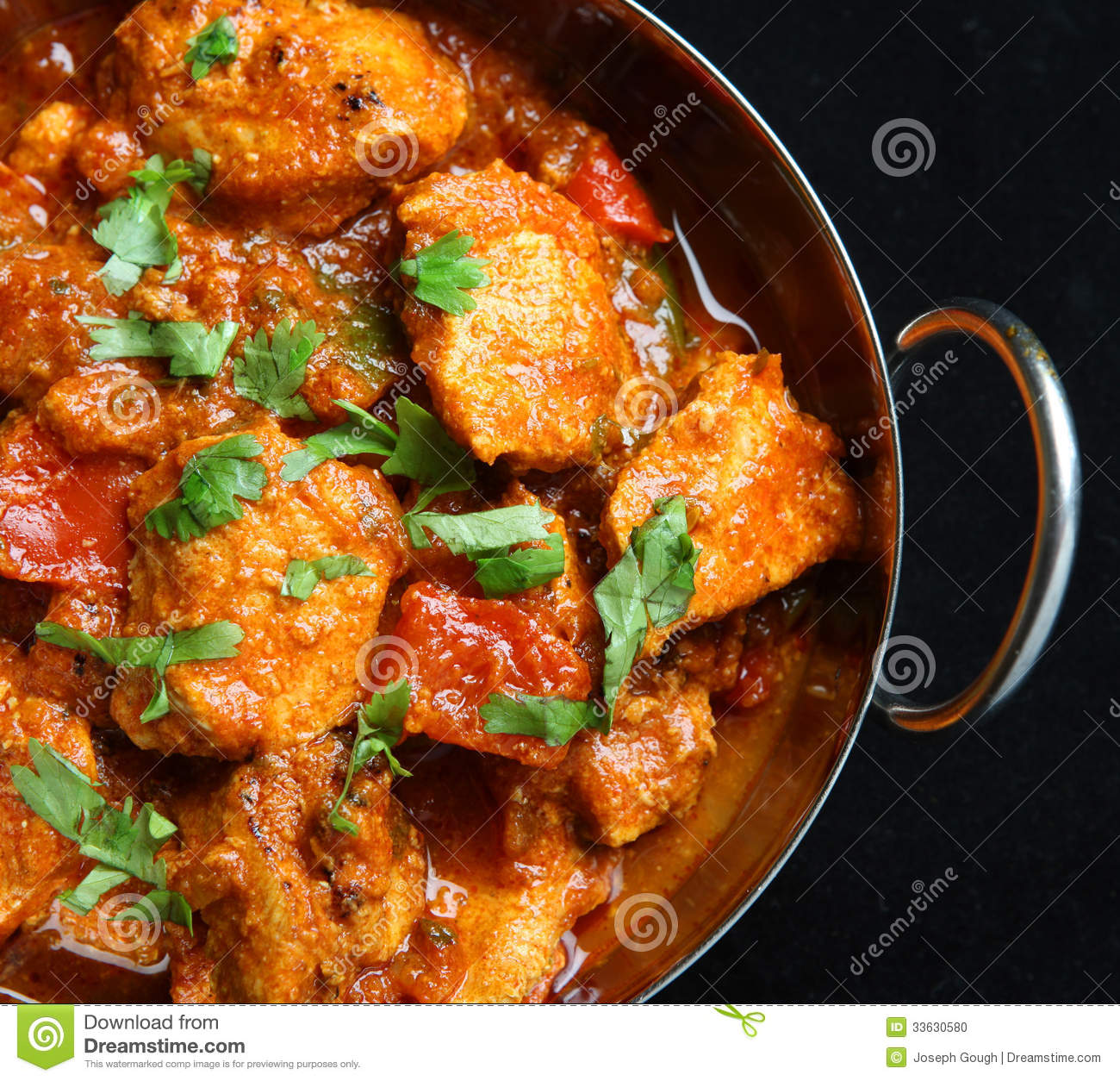 Indian chicken jalfrezi curry food stock photo image of indian chicken jalfrezi curry food forumfinder Gallery