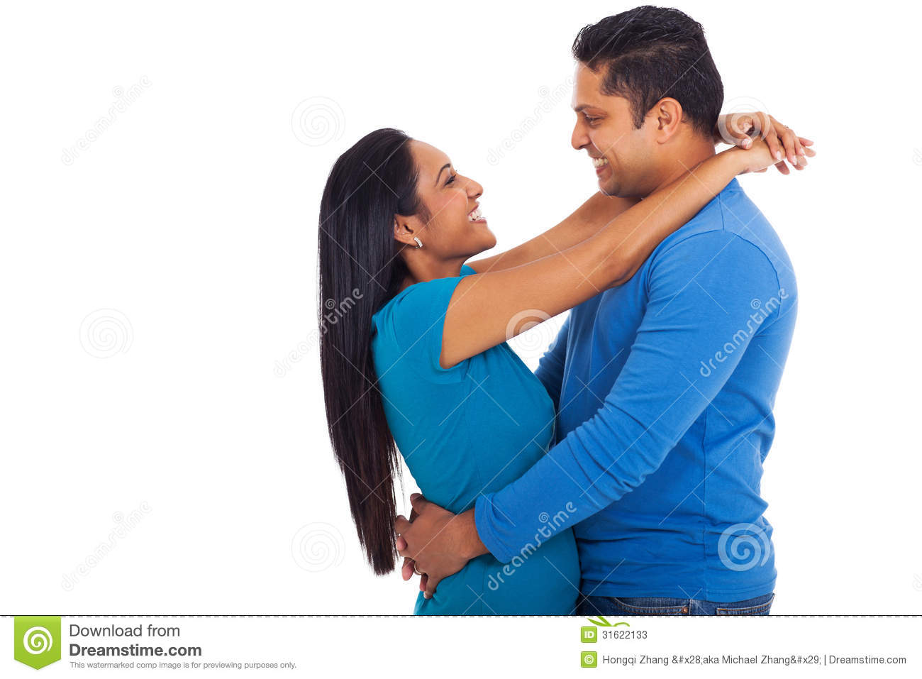 Indian couple hugging. Indian Couple Hugging Stock Photos   Image  31622133