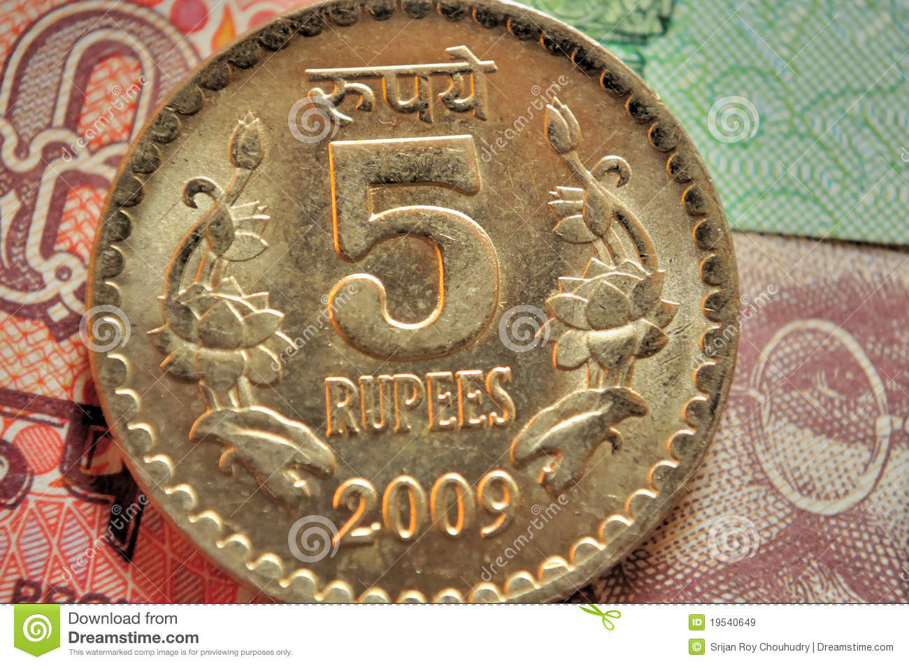 how to change currency in india