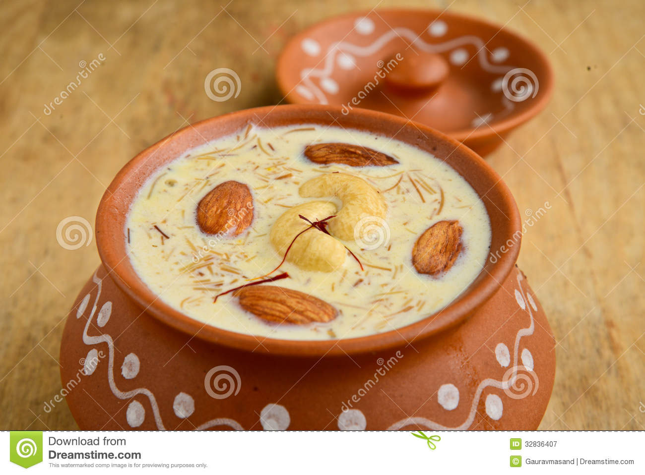 Indian Desert Kheer Royalty Free Stock Photography - Image: 32836407
