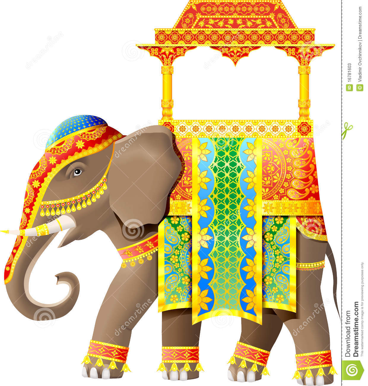 Http Www Dreamstime Com Stock Photos Indian Elephant Image16781603