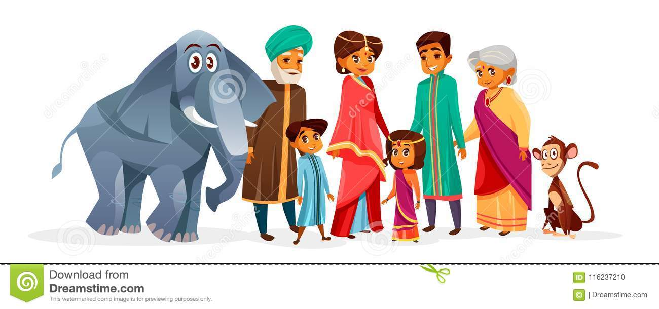 Cartoon Indian Family Characters Stock Illustrations 237 Cartoon Indian Family Characters Stock Illustrations Vectors Clipart Dreamstime