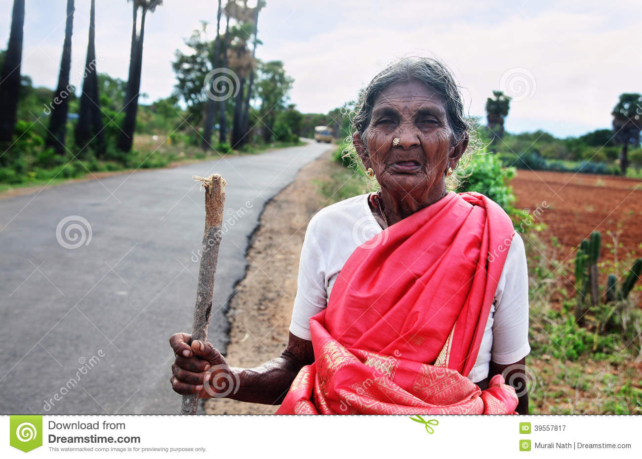 Indian Farmer Stock Photo - Image: 39557817