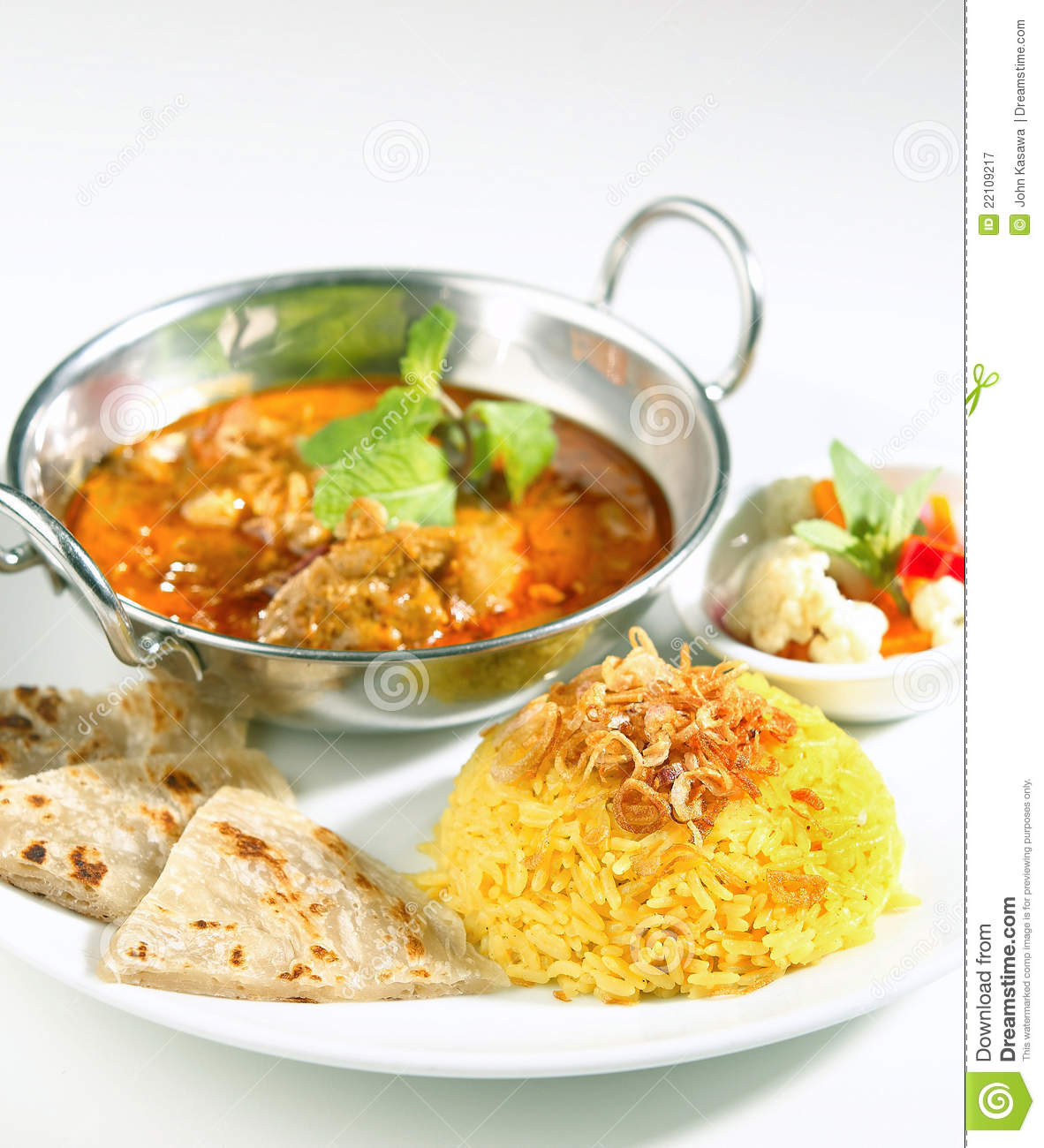 Indian Food Royalty Free Stock Photography - Image: 22109217: www.dreamstime.com/royalty-free-stock-photography-indian-food...
