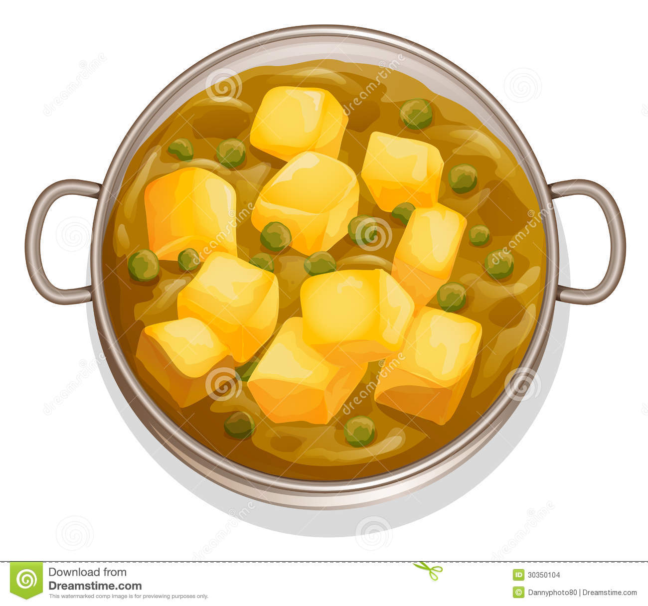 Indian Food Stock Images - Image: 30350104