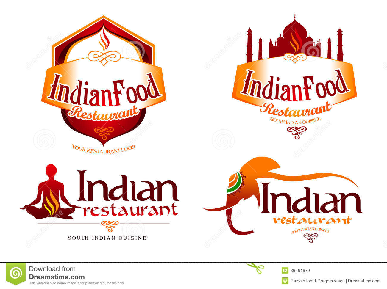 restaurant clipart vector free-#44