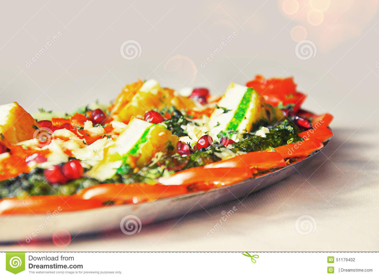 Is Indian And Tai Food Similar
