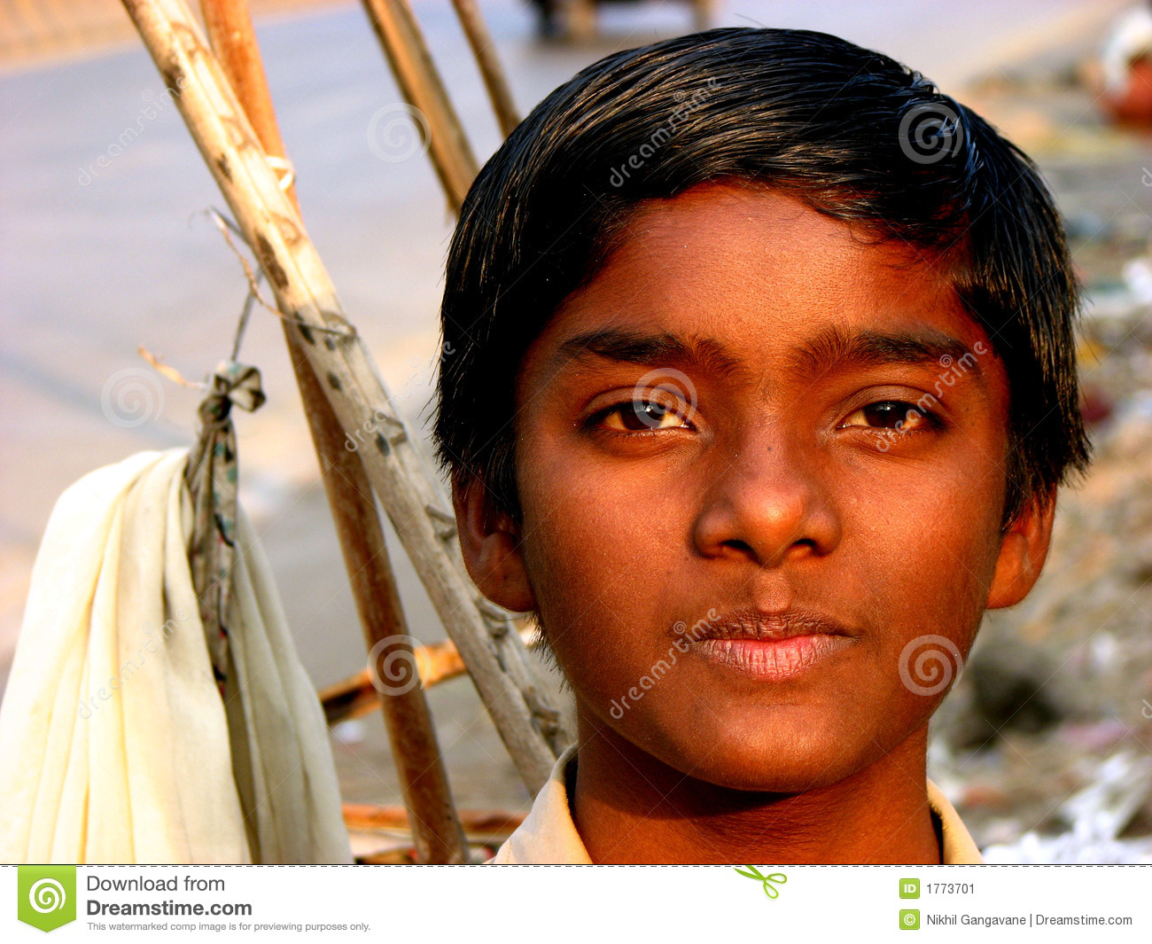 Indian Kid Stock Image Image Of Beautiful Colour Happy
