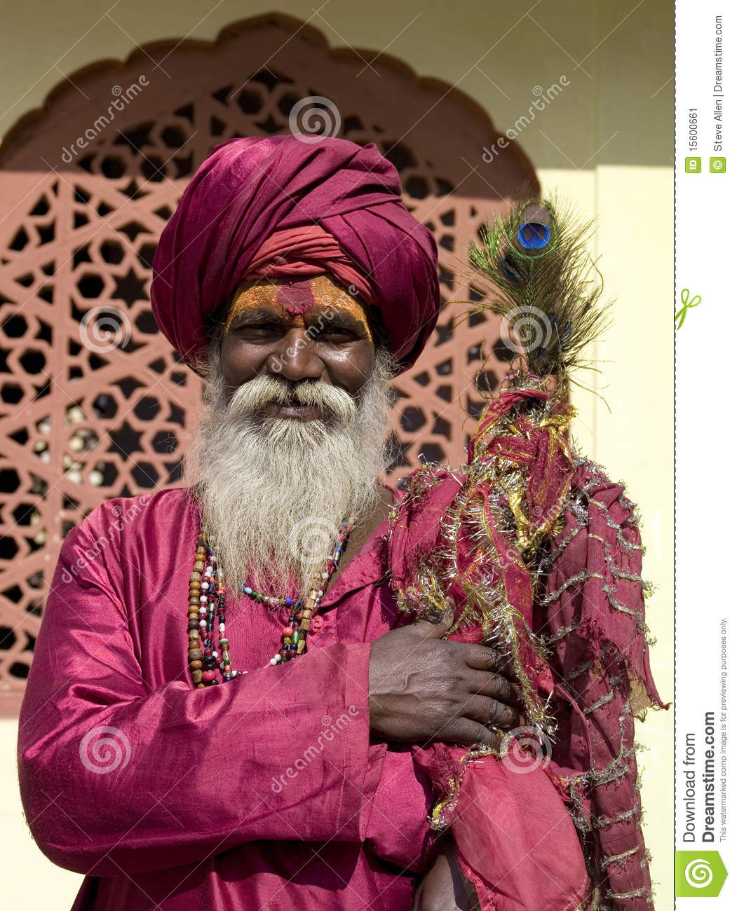 Indian Man In Rajasthan Editorial Photo. Image Of Asian