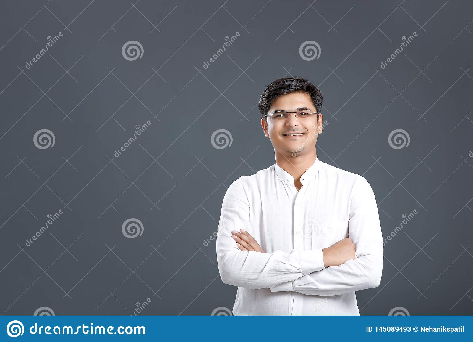 Indian man young