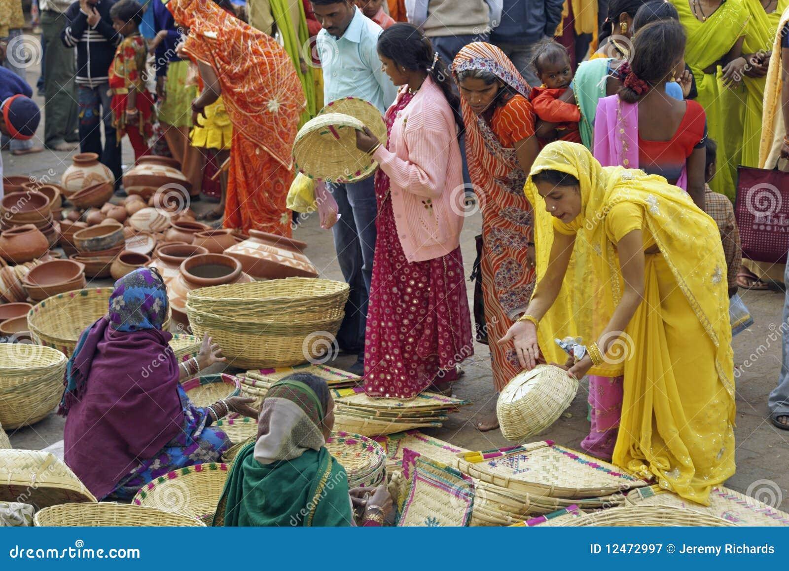Indian Market Indian Market Editorial