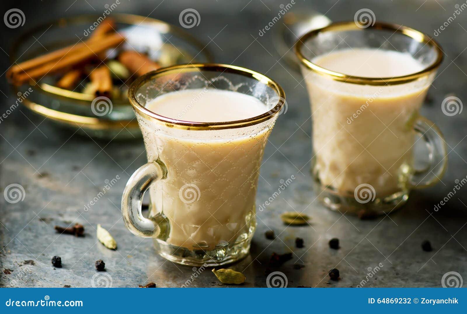 Indian Tea Royalty-Free Stock Photo