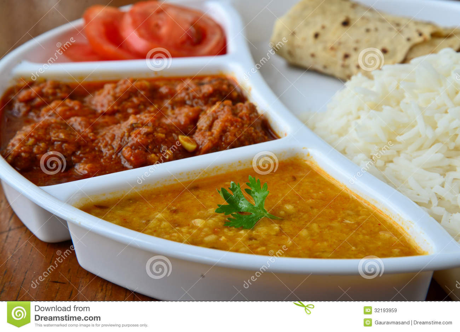 Punjabi Meal-Sarso Saag(greens) Served With Indian Maize ...