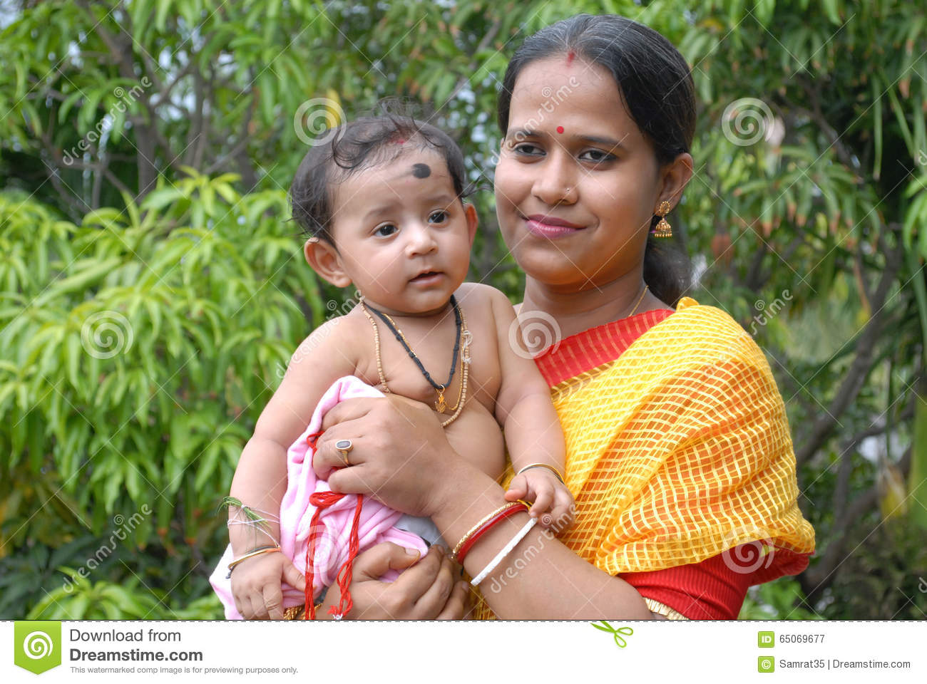 Indian Mother & Child editorial photography  Image of community