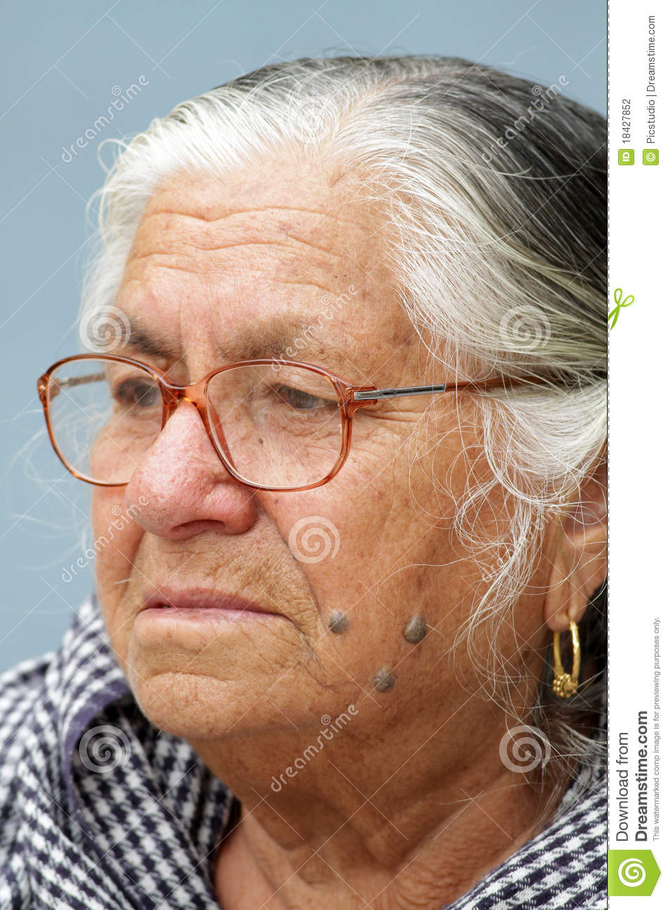 Indian Old Women Stock Photography - Image 18427852-2884