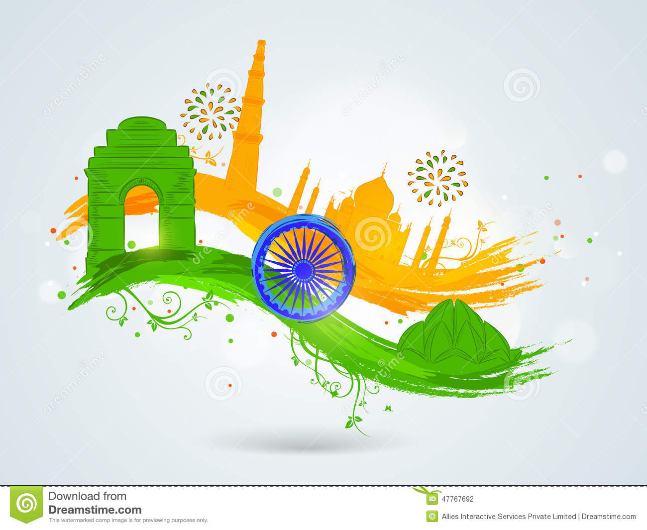 topic on independence day of india in hindi Republic day (india) independent republic 26 january was chosen as the republic day because it was on this day in 1930 when declaration of indian independence.