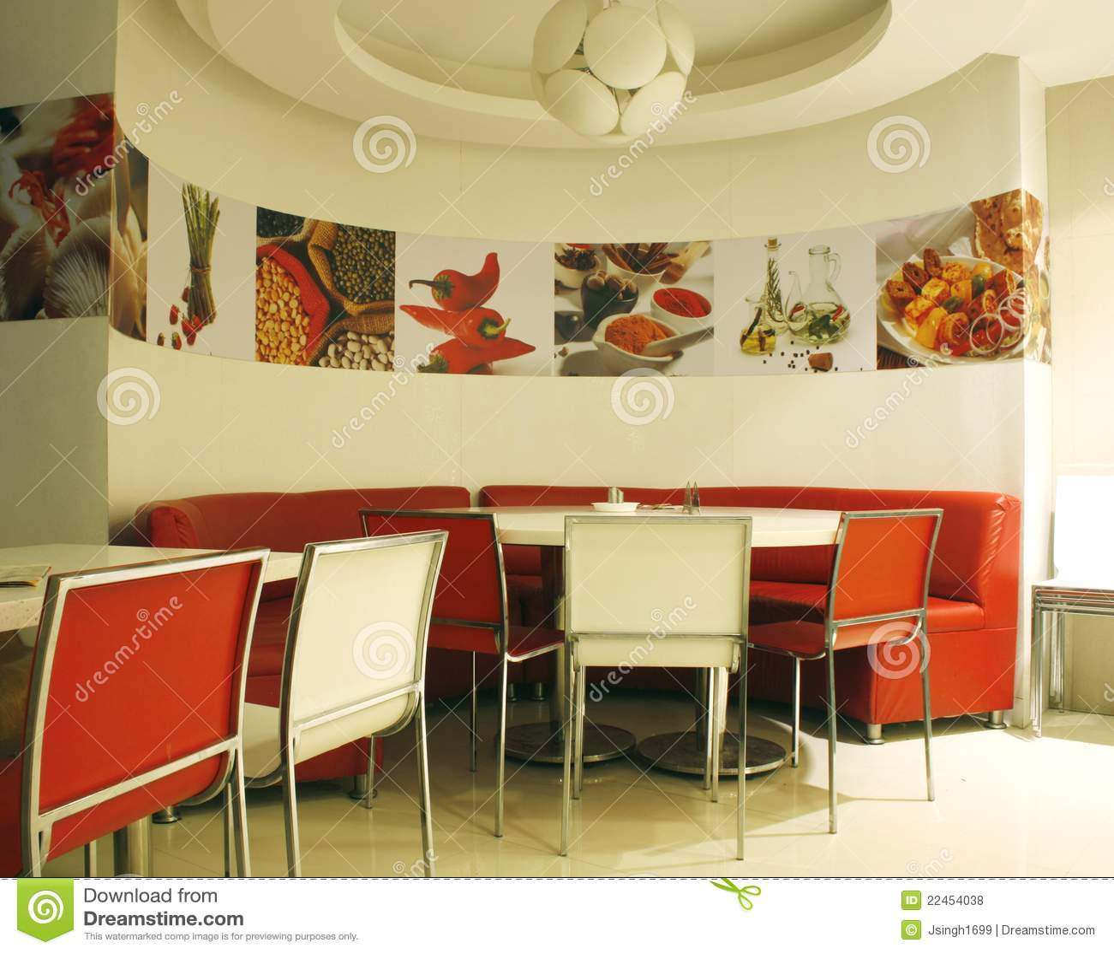 Indian Restaurant Interior Editorial Stock Photo Image 22454038
