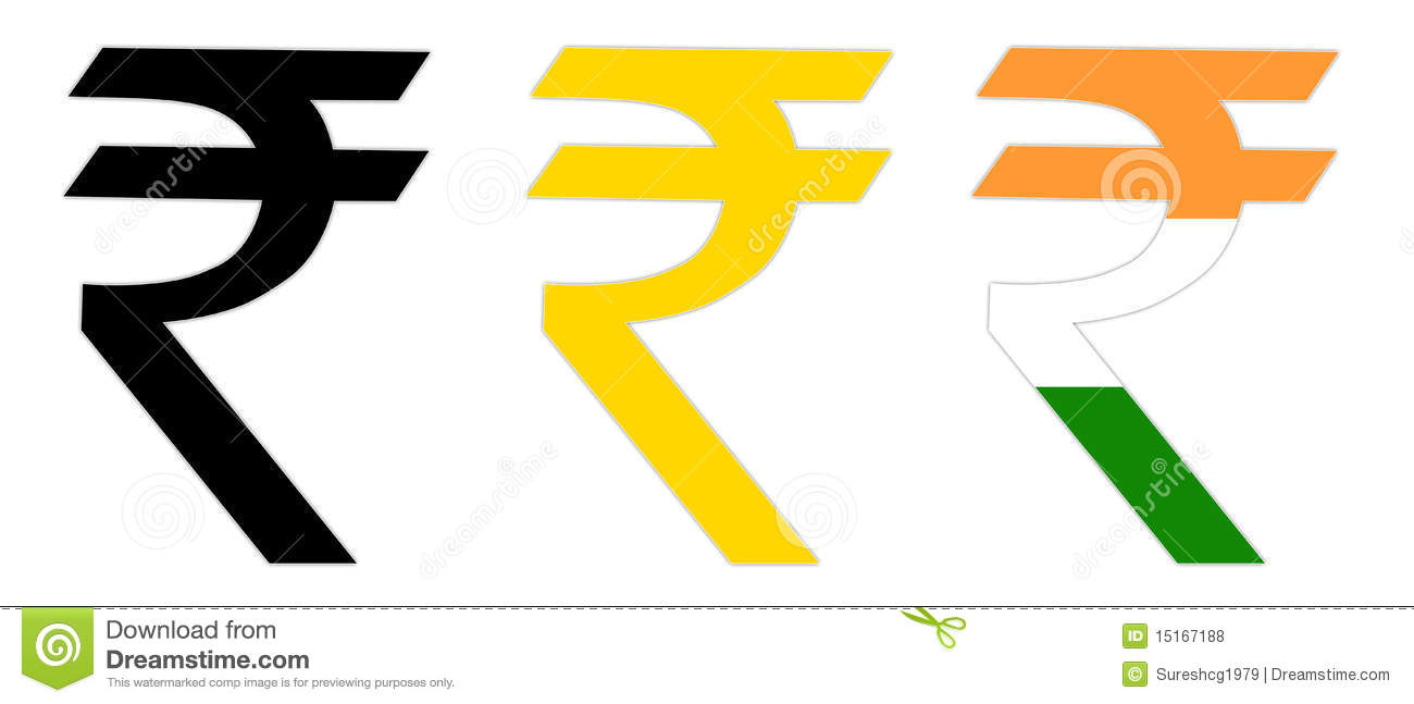 Indian rupee symbol stock photo image of economical 15167188 indian rupee symbol biocorpaavc Choice Image