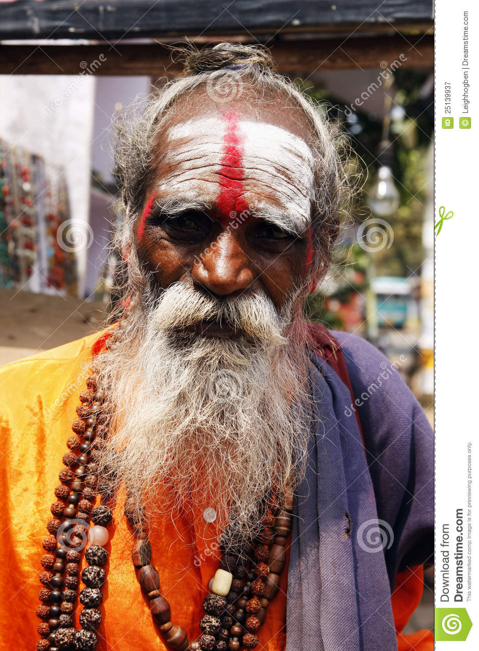 Arresting Sadhus Portrait Photography Religious Photography: Indian Sadhu Editorial Photography