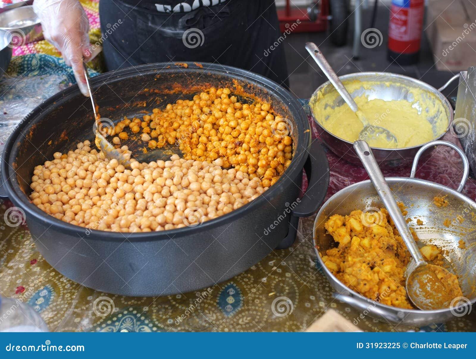 Indian Street Food