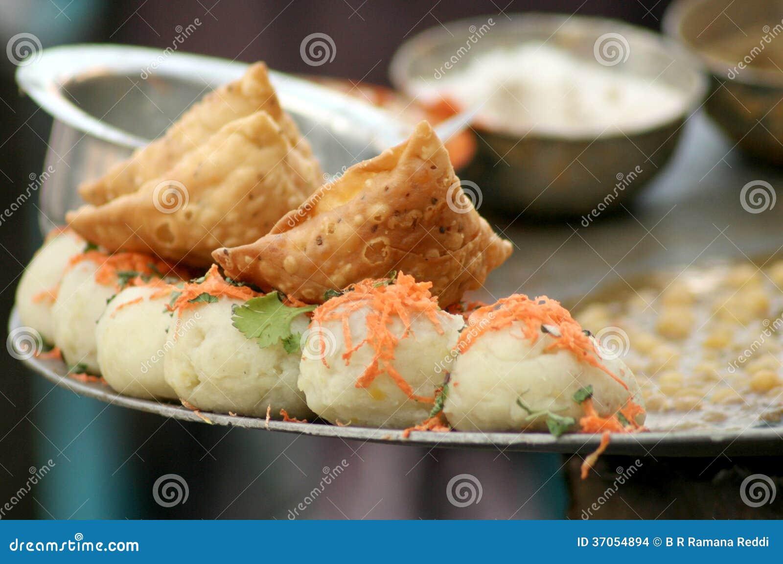 indian street food stock photo image of cuisine samosa