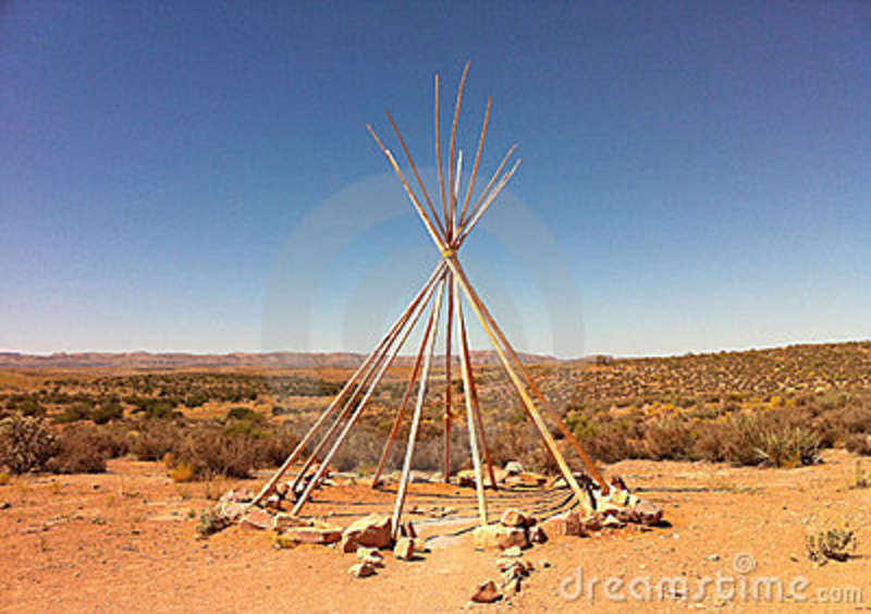 Which Indians used teepees? Referencecom