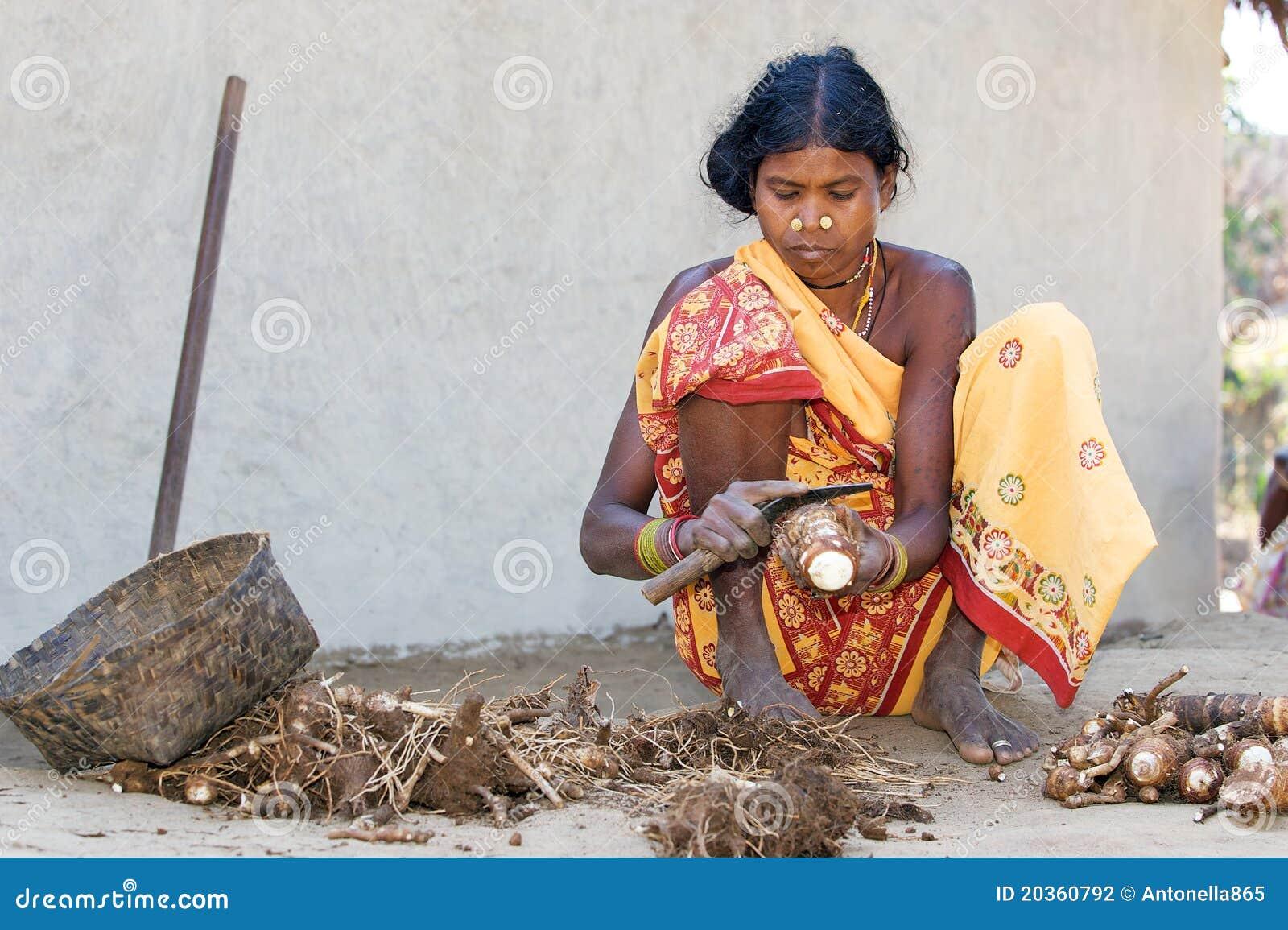 indian village women stock images - download 3,003 photos