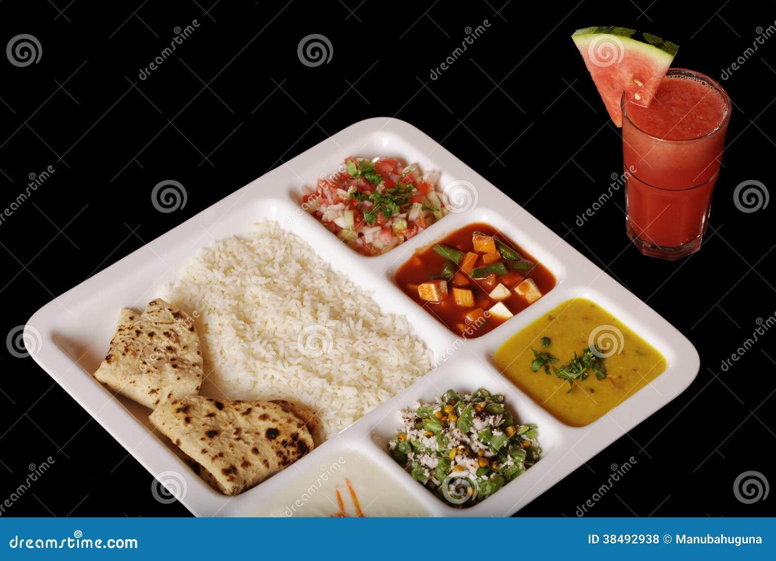 Asian Indian Food Graphics